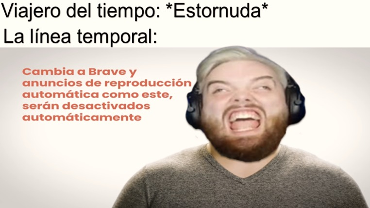 ahora ibai promociona brave, haz click aqui para 5 meses de brave gratis > www.bravereal100%.cum < - meme