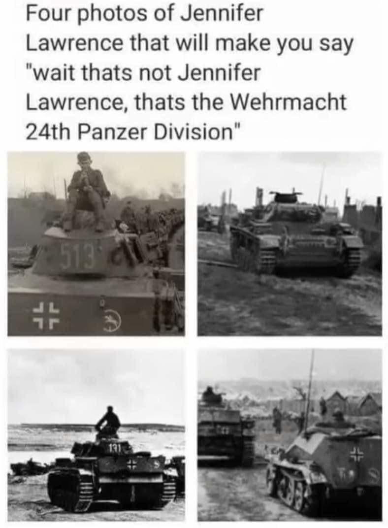 Hanz get the panzer - meme