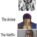 Fist of The North Star had necks for days