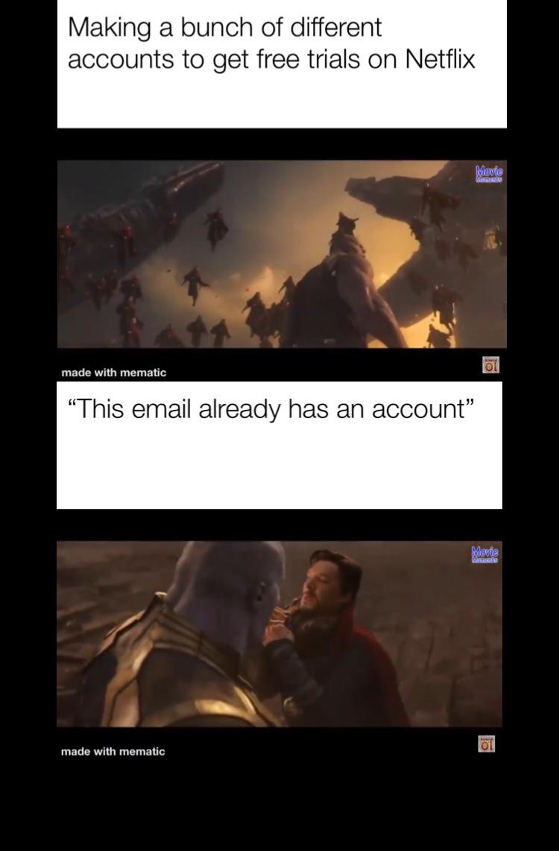 I know you all do this - meme
