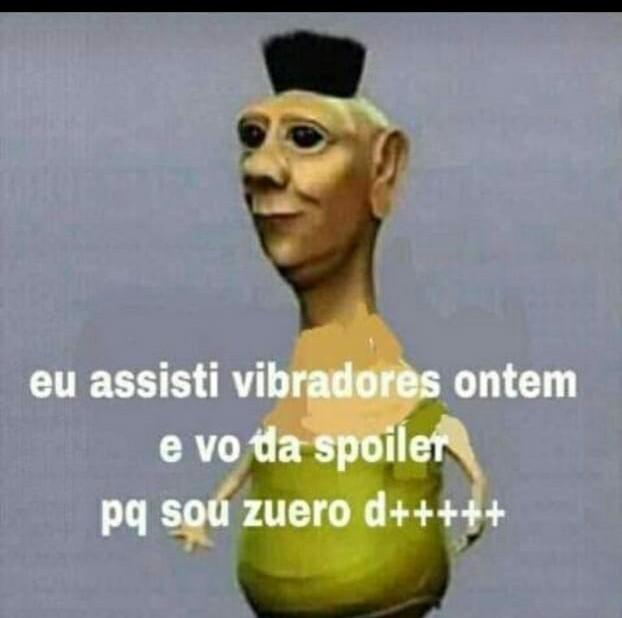 Palhacinho Mal fdp - meme