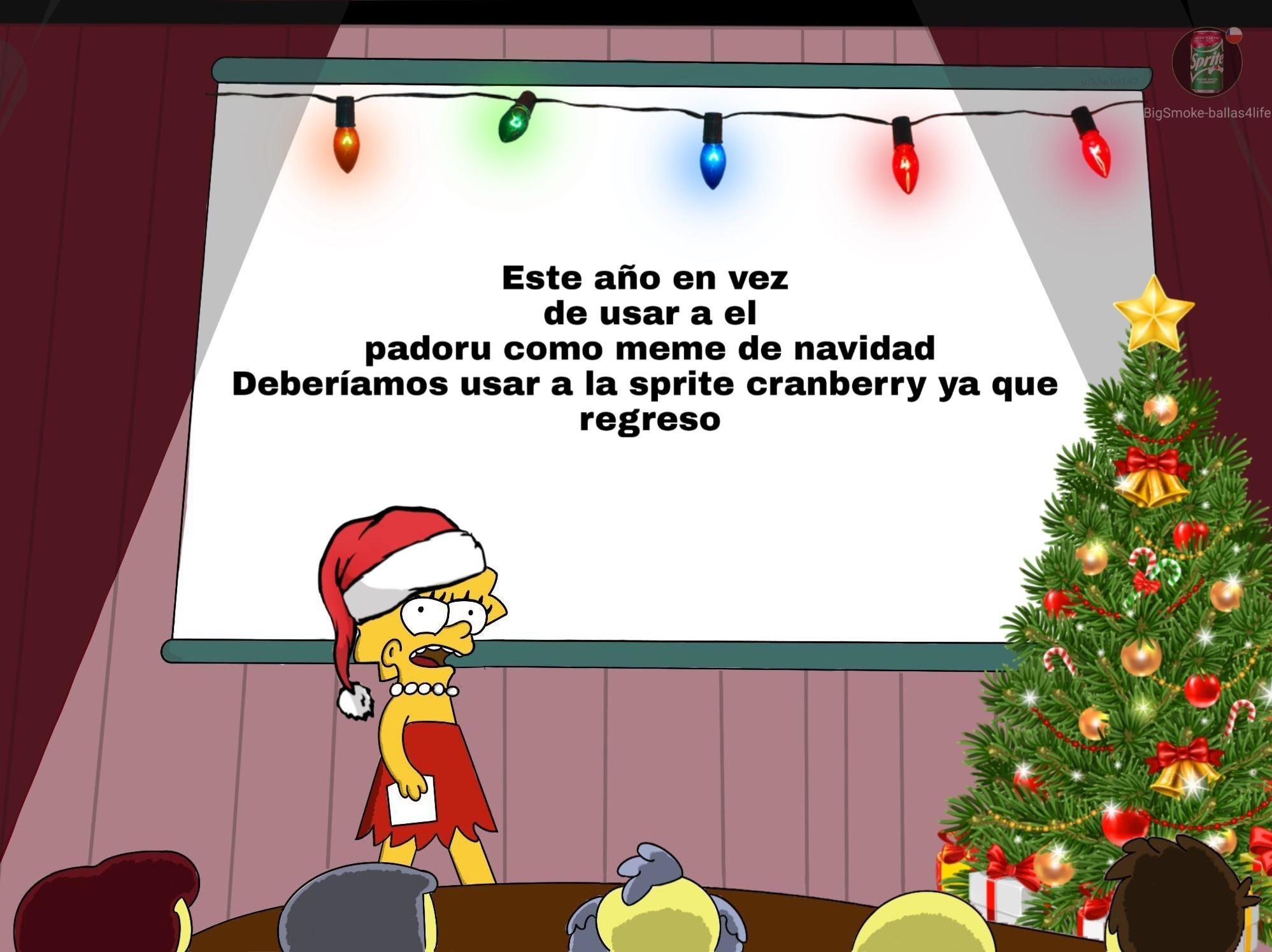 Feliz navidad anticipada para todos! - meme