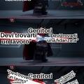 Genitori be like: