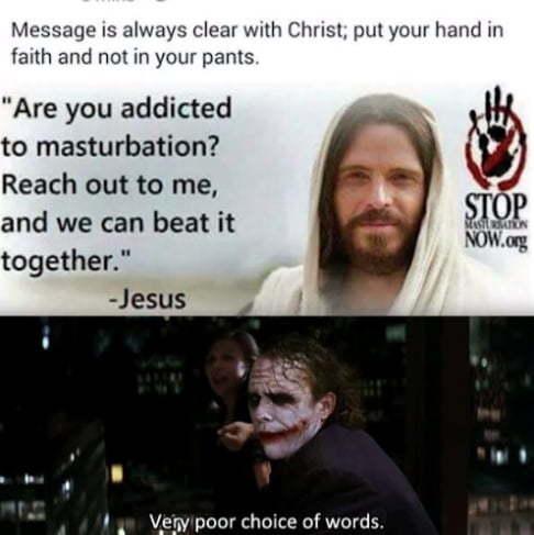 Very poor choice of words, indeed - meme