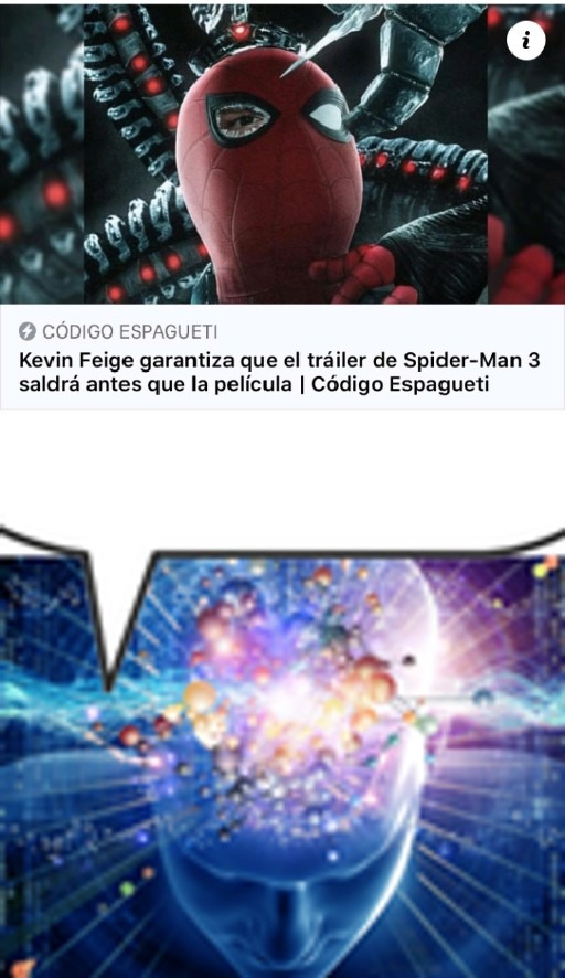 Cerebro galaxia - meme