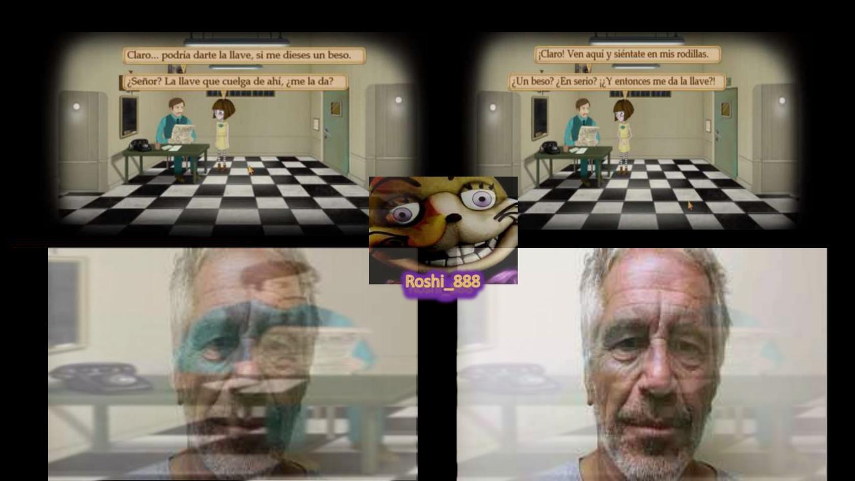 el juego se llama fran bow para quien ocupe el dato - meme