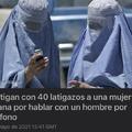 """feminazis: porque no van a protestar a Afganistán y dejan de hacer el concurso """"quien aborta más""""?"""