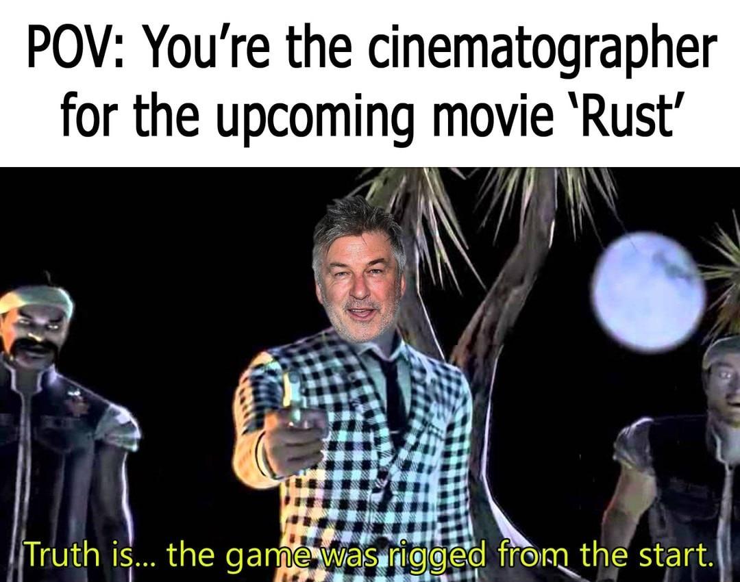 Fallout New Baldwin - meme
