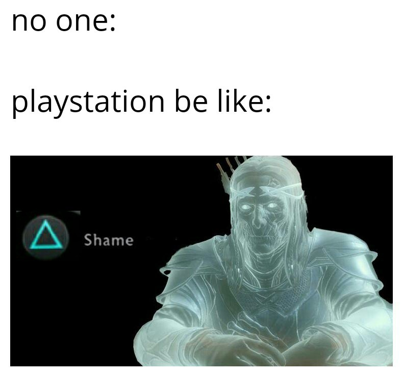 PS5 confirmed - meme