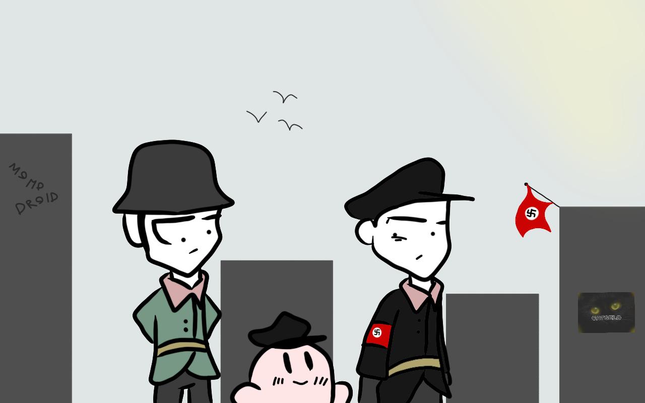 Nooo!! Kirby donde te metiste?!?! ._. - meme