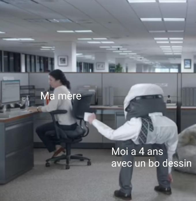 La source de l'image en com - meme