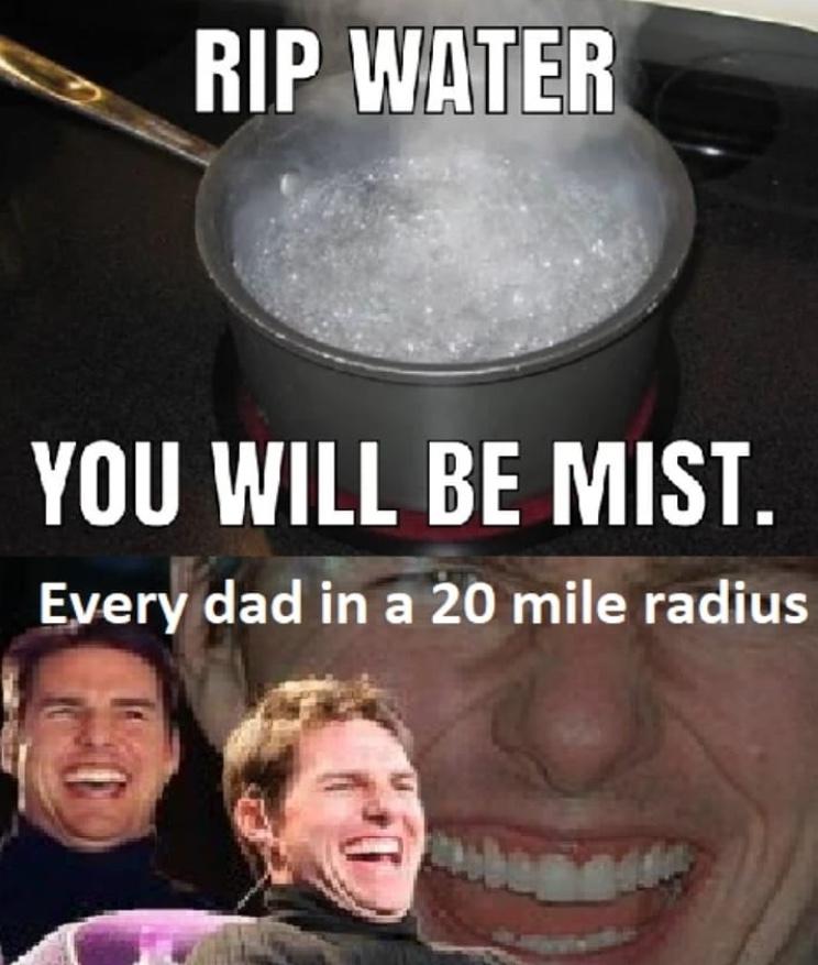 dad joke time - meme