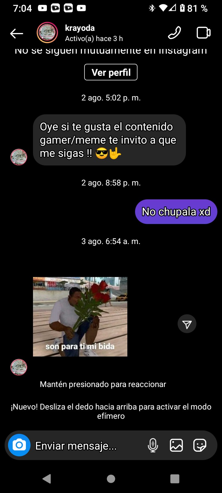 Screenshit ya se - meme