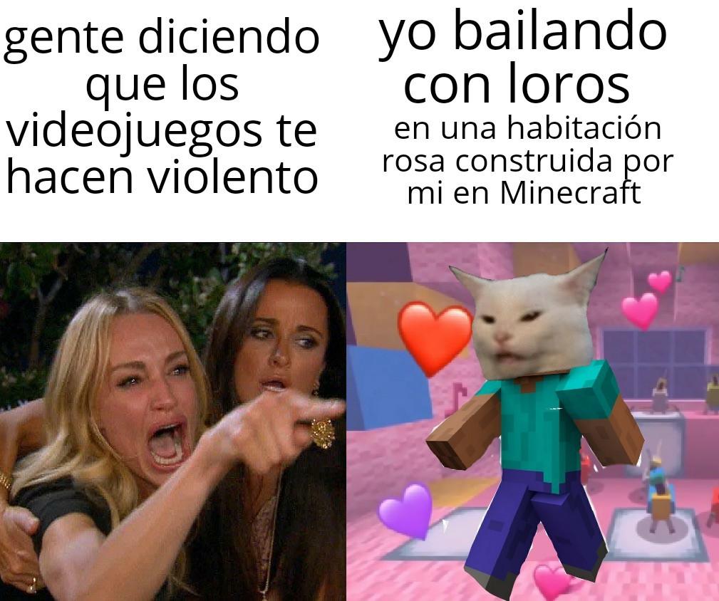 Loros - meme