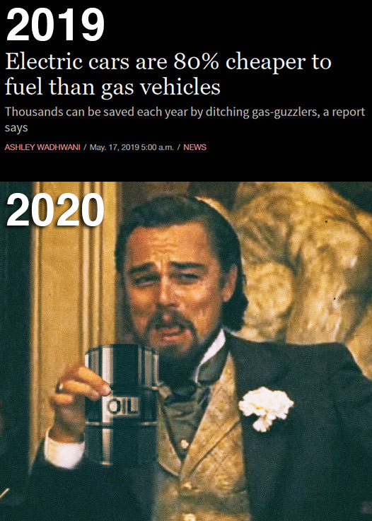 2020 doesn't give a damn anymore - meme