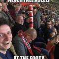 Never fall asleep