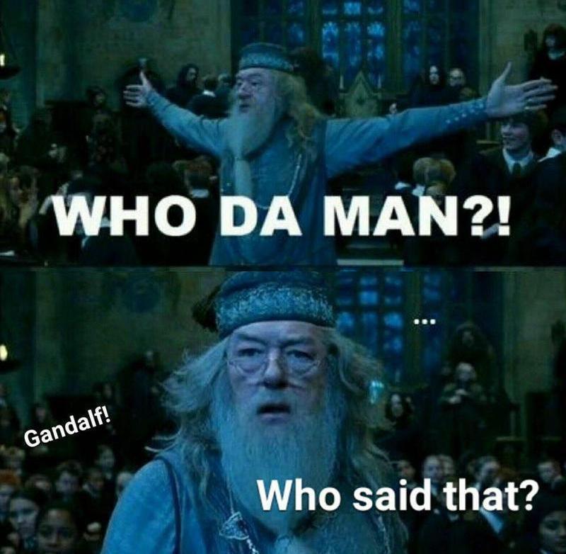 Gandalf - meme