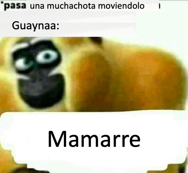 mamarre - meme