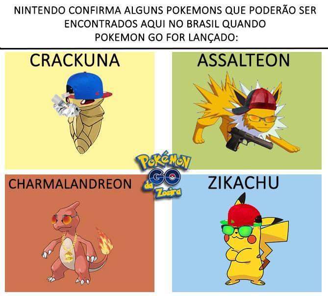 Zikachu e pica hue - meme