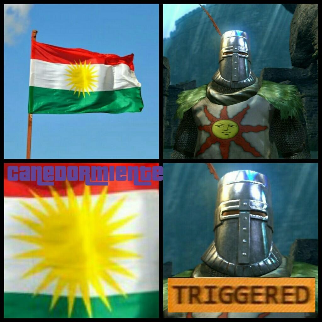 Ahhhh il Kurdistan… - meme