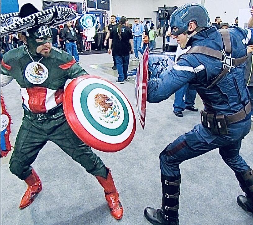 Top ten deadly battles of anime - meme