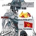 Al título lo secuestraron soldados vietnamitas