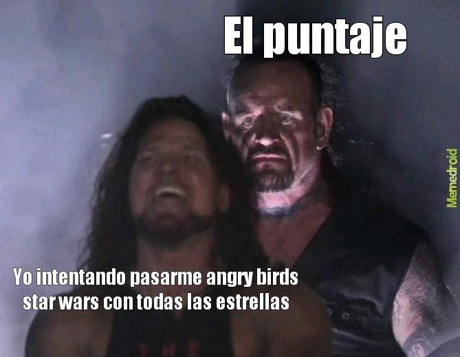 Angry birds  - meme