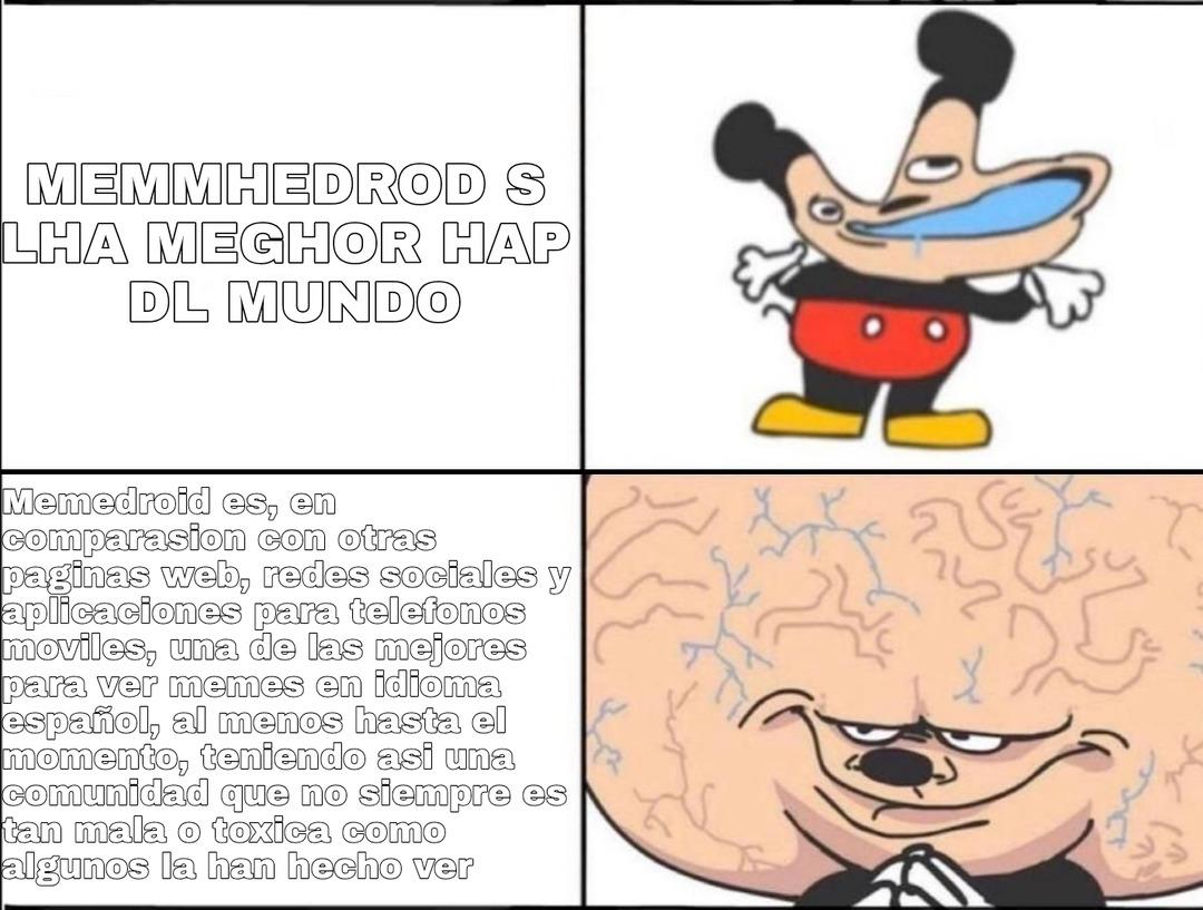 El conocimiento es poder - meme