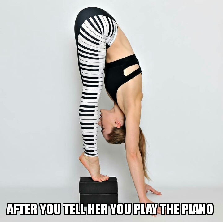 Play that Piano - meme