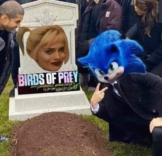 Sonic, he's #1, Sonic he's coming at ya! - meme