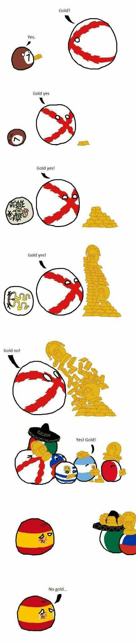 Historia de españa resumida - meme