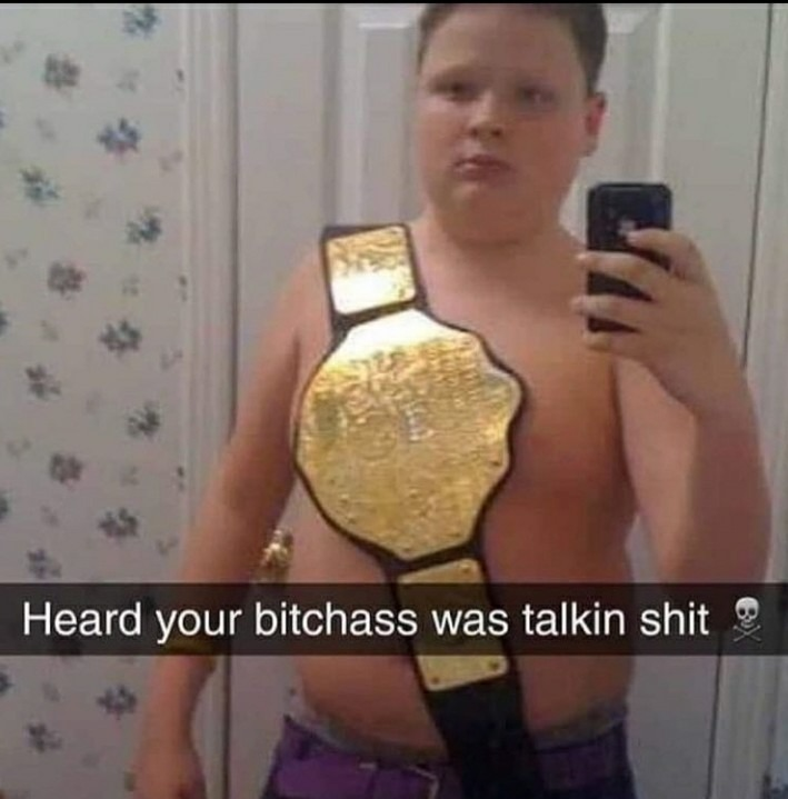 The man who saw John Cena - meme