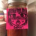 Sauce?