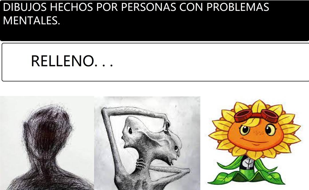 DIBUJOS = :/ - meme
