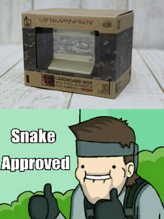 Metal Gear - meme