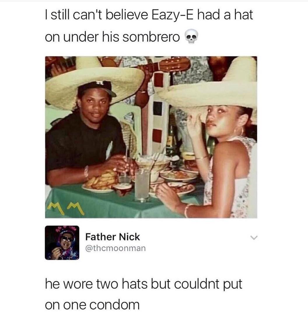 It's funny cause AIDS - meme