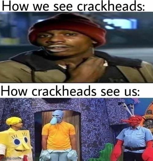 Ahoy SpongeBob I've overdosed on ketamine - meme