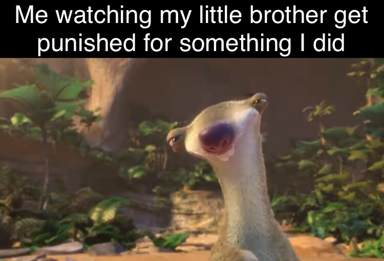 Ice age is the most mind-numbing series in cinematic history - meme