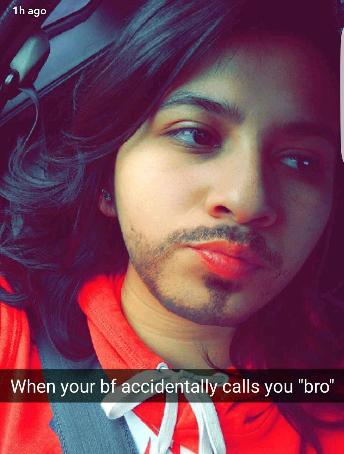 Snapchat filters - meme