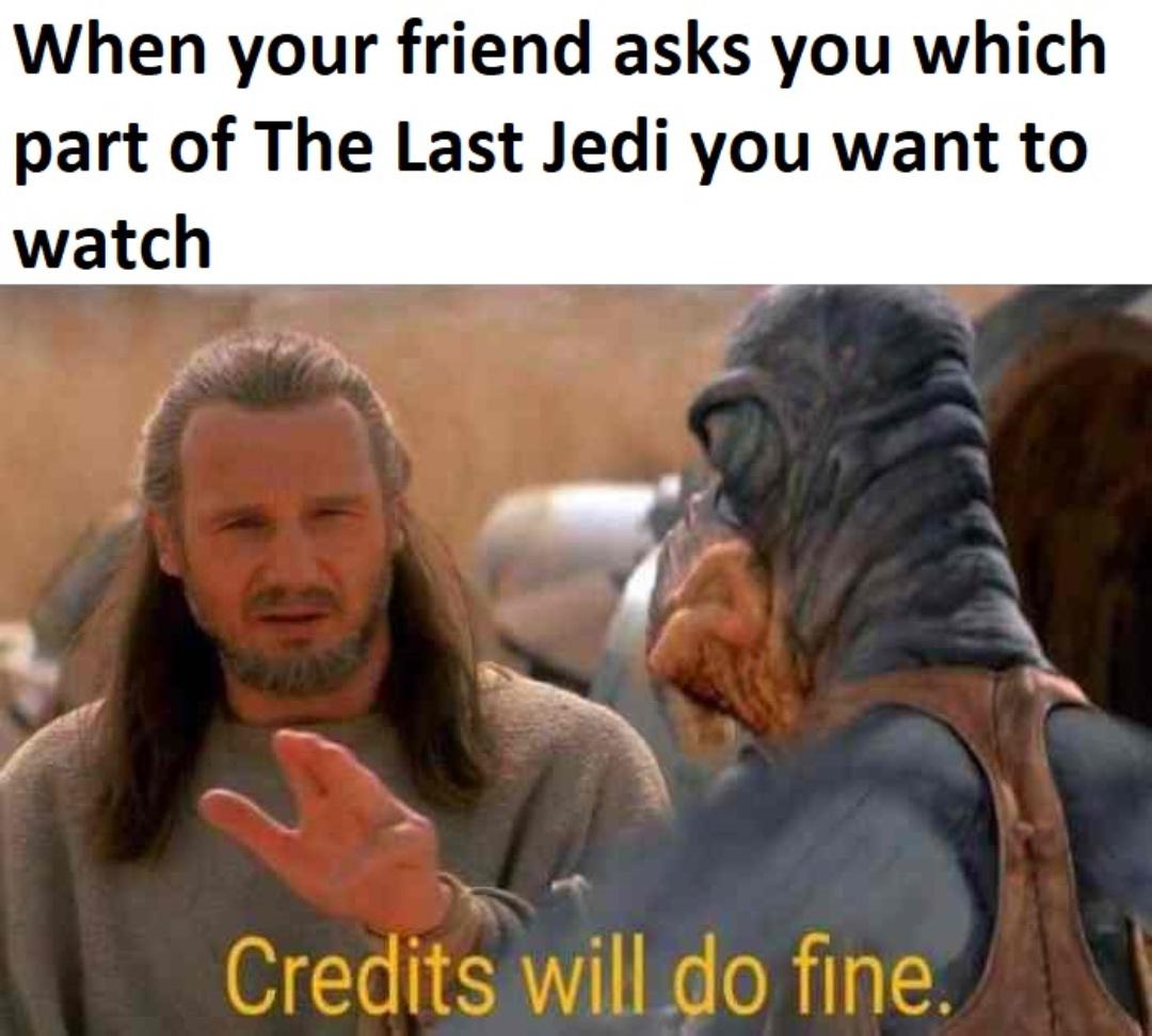Wise decision - meme