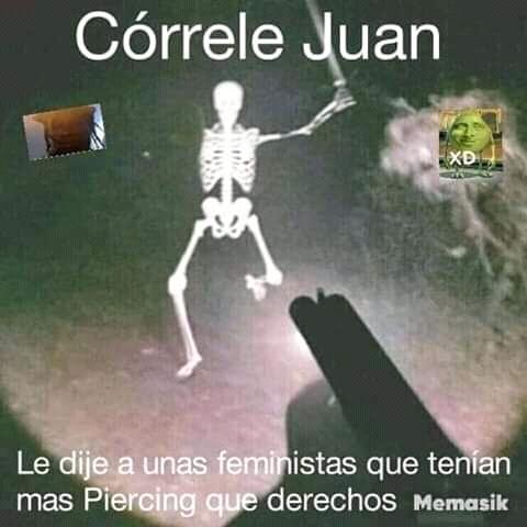 corrale juan - meme