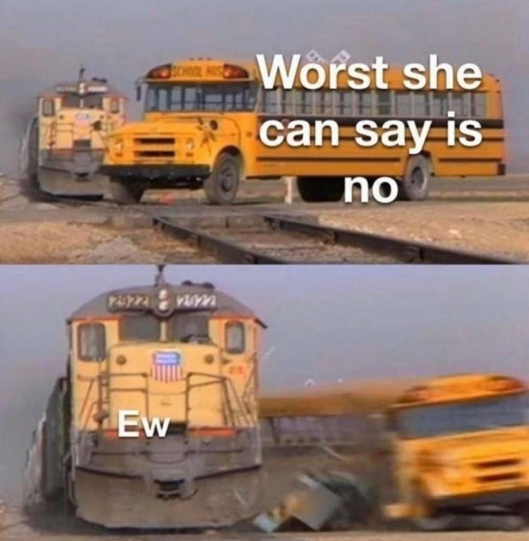 U ever just feel like you're worthless - meme