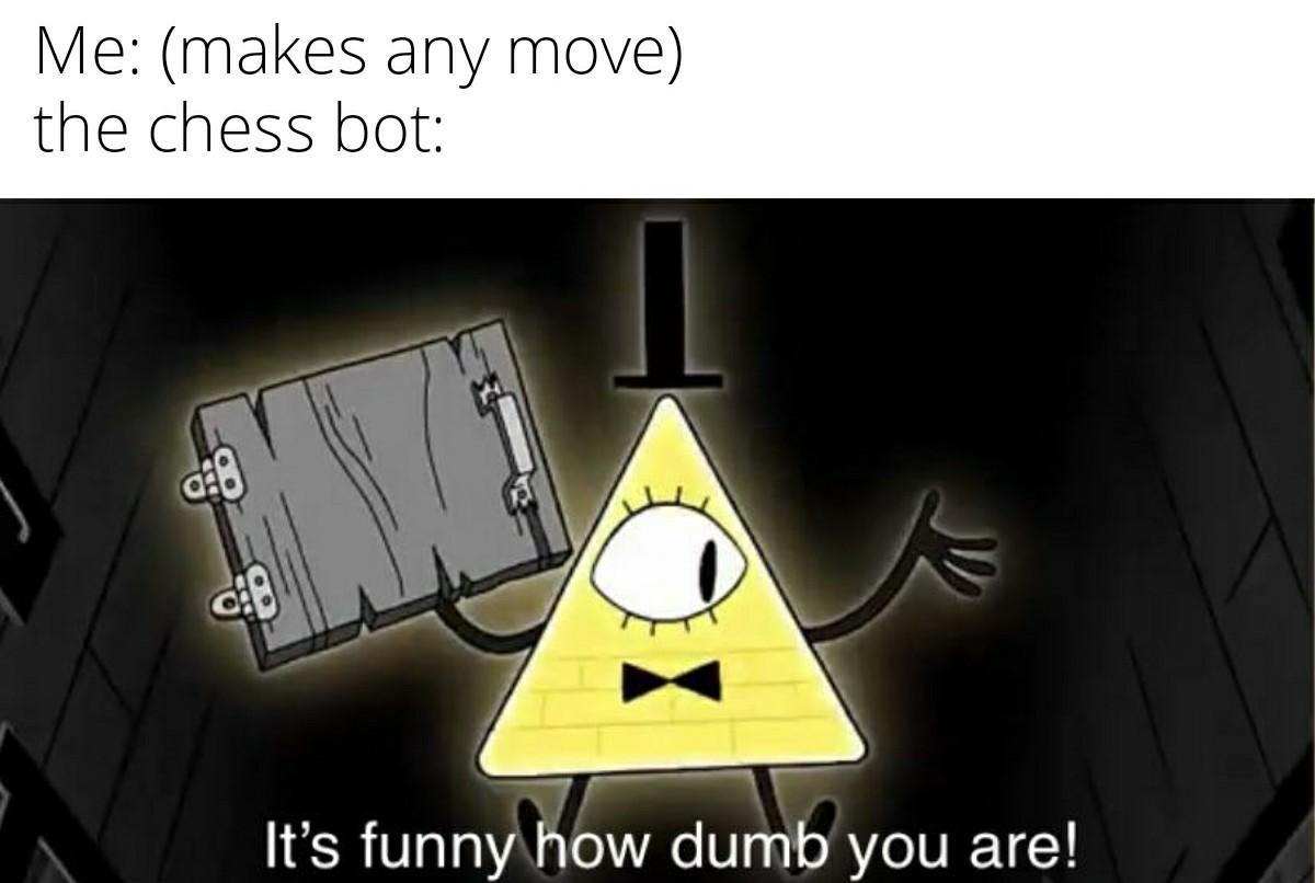 Chess bot - meme