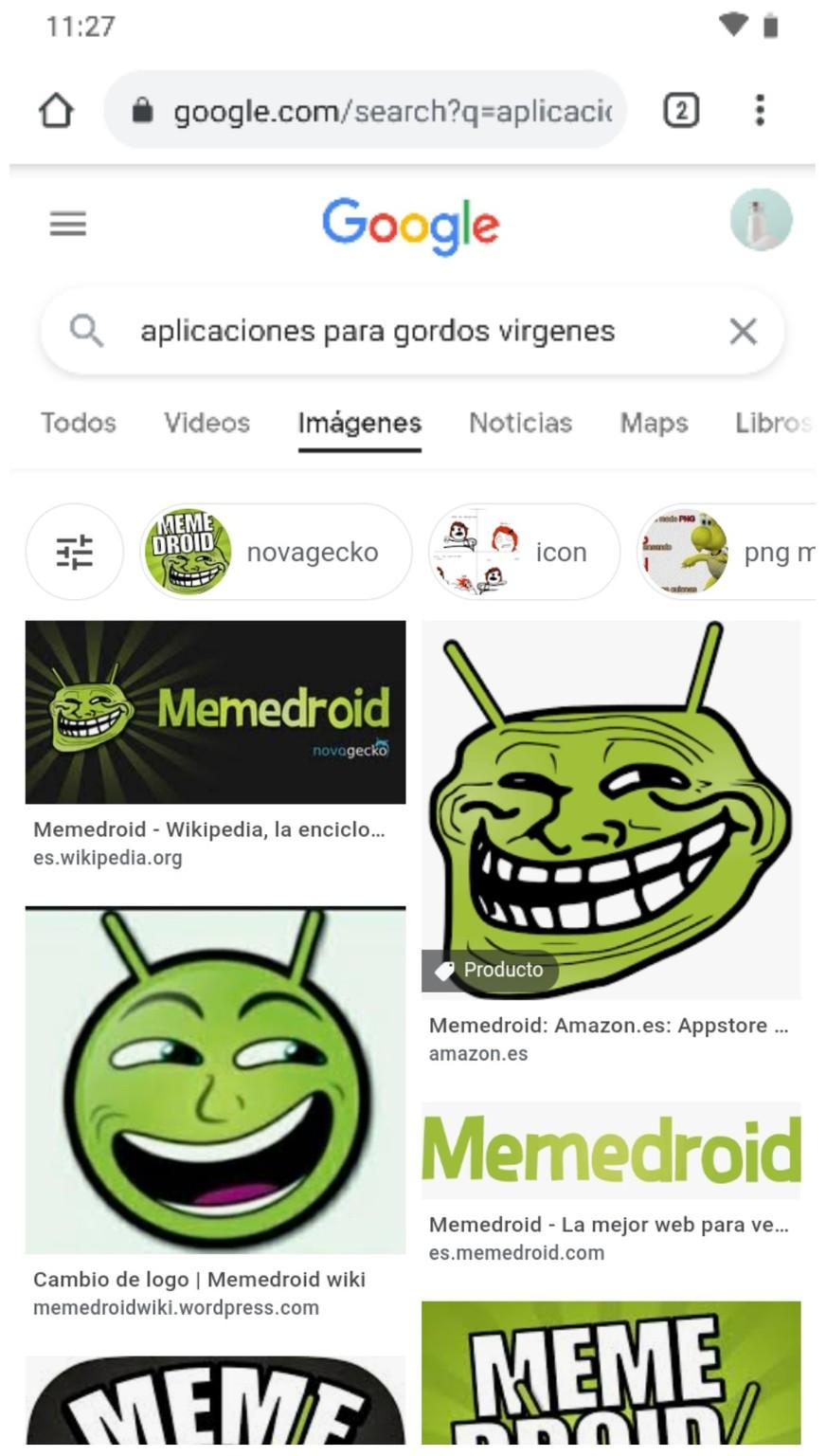 Gordos virgenes - meme