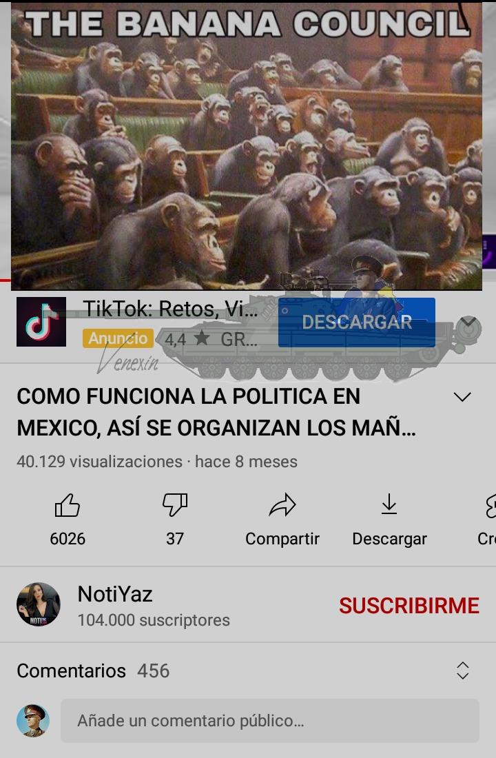 Los mexicanos se van a arder - meme