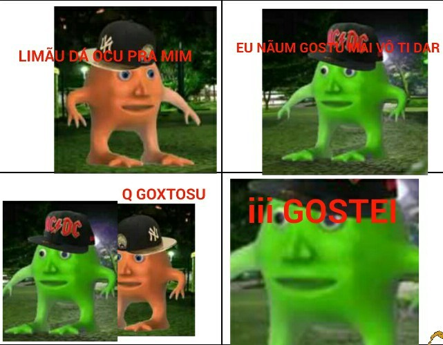 Gostei - meme