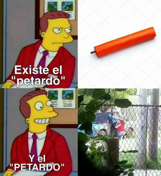 P E T A R D O S - meme