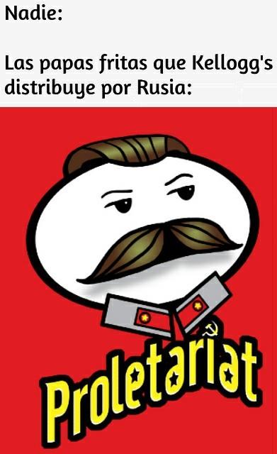 Viva Stalin y la madre rusia - meme