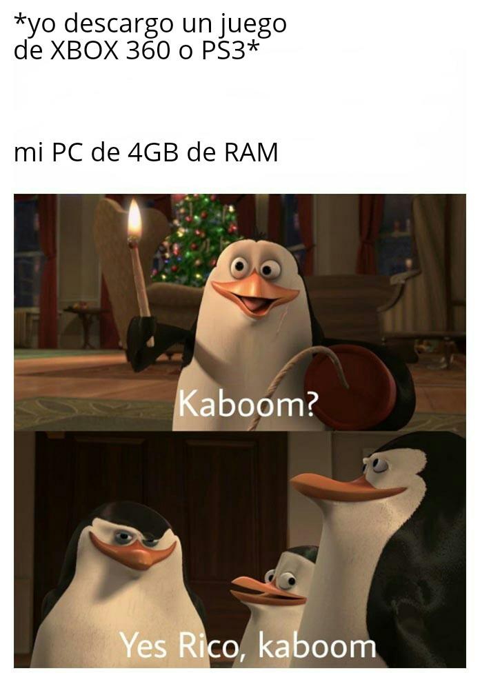 Kaboom - meme