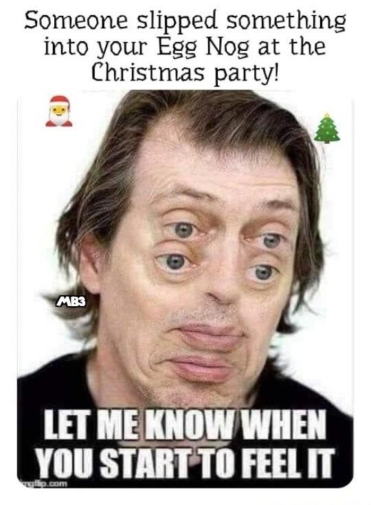Christmas Party - meme